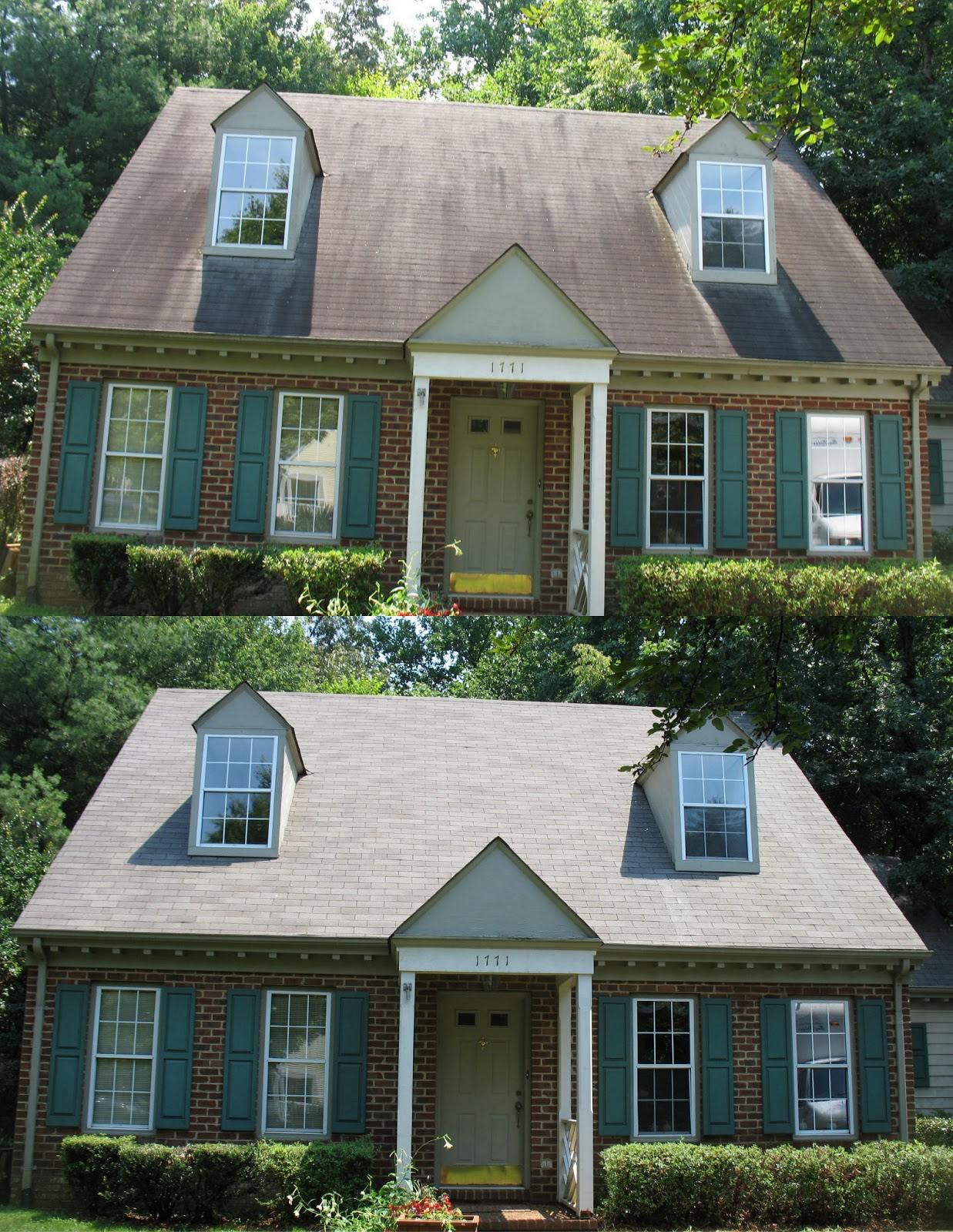 Blue Ridge Exterior Cleaning How To Make Your Roof Last With Proper Cleaning