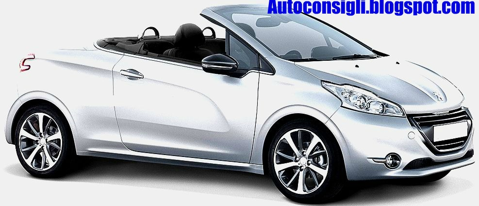 car al top 33 peugeot 208 coupe cabriolet futura variante. Black Bedroom Furniture Sets. Home Design Ideas