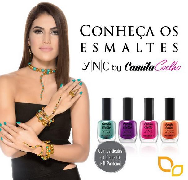 Esmalte YNC by Camila Coelho