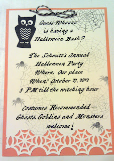 A7 Invitations from CutCardStock.com