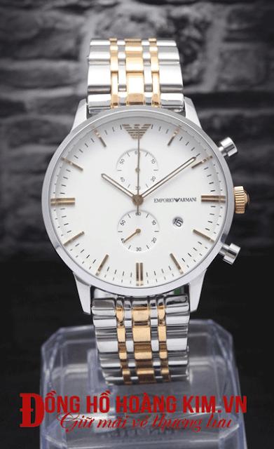 Đồng hồ nam chính hãng tại Cầu Giấy nhãn hàng Armani AR116