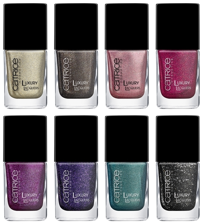 Catrice Luxury Lacquers Liquid Metal
