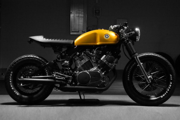 Easy Cafe Racer Conversion