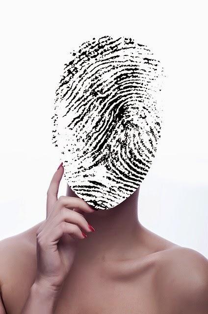 個人認証の画像