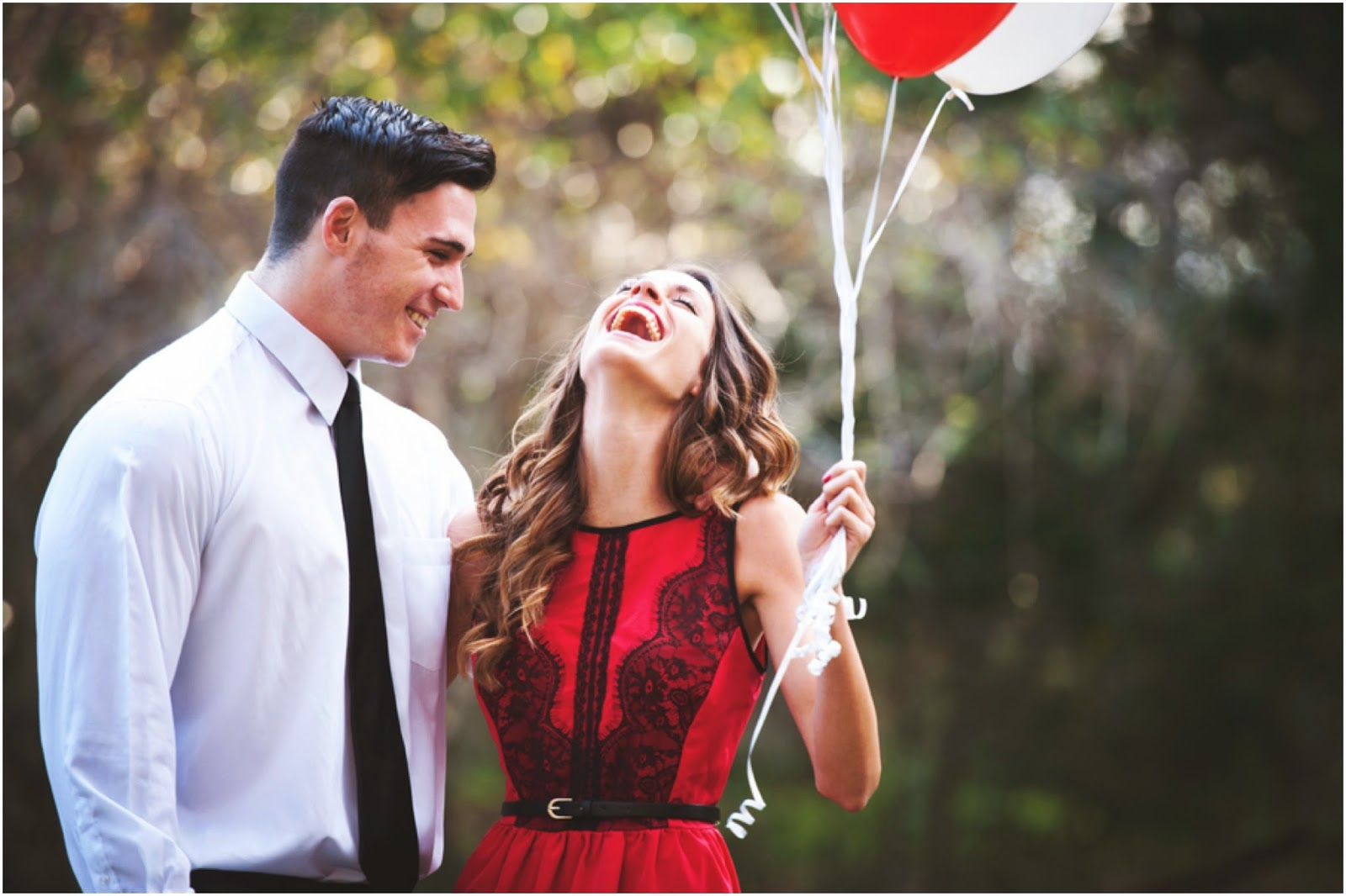 The Town Bird: Different Types of Couples on Valentine