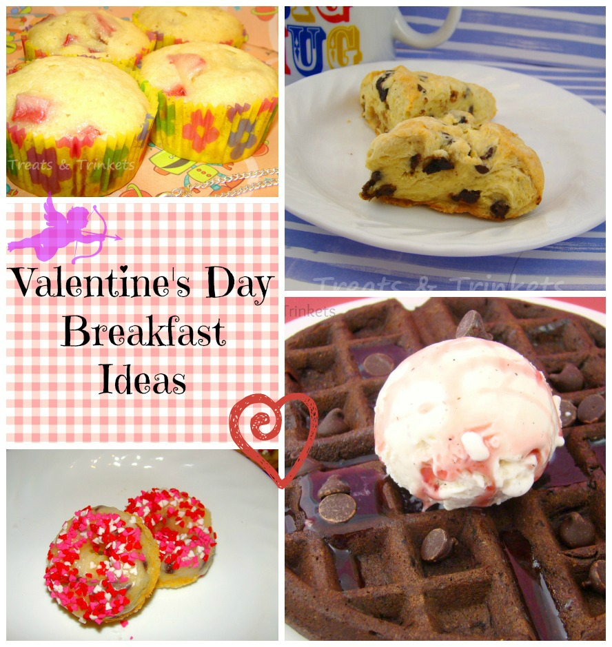 Treats & Trinkets: Valentine's Day Menu Ideas, and the Liebster Award