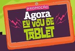 Promoção Agora eu vou de Tablet: Jornal Agora