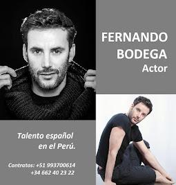 Fernando Bodega ACTOR