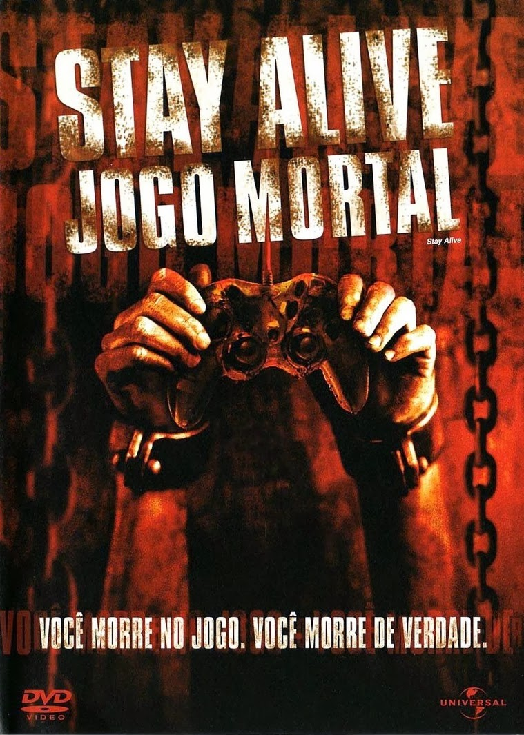 Stay Alive: Jogo Mortal – Dublado