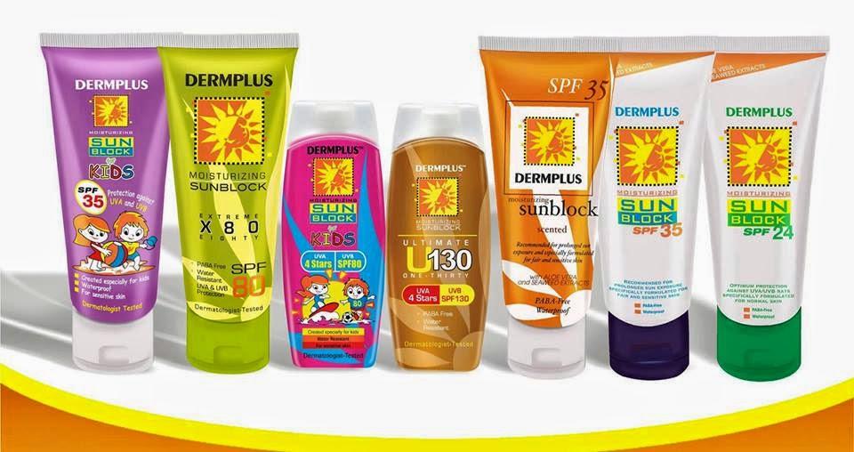 Dermplus Sunblock: Create Moments Under the Sun!