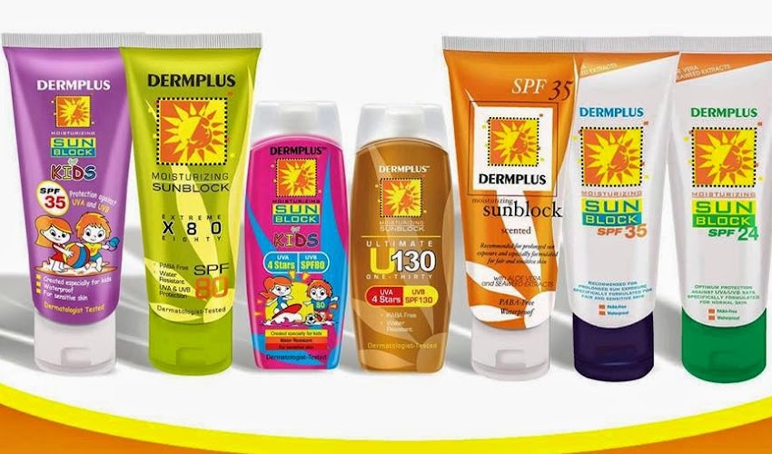 Dermplus Sunblock: Create Moments Under the Sun!