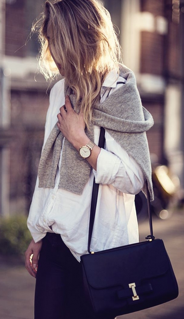 22 Stylish And Comfy Outfits Ideas To Wear This Fall