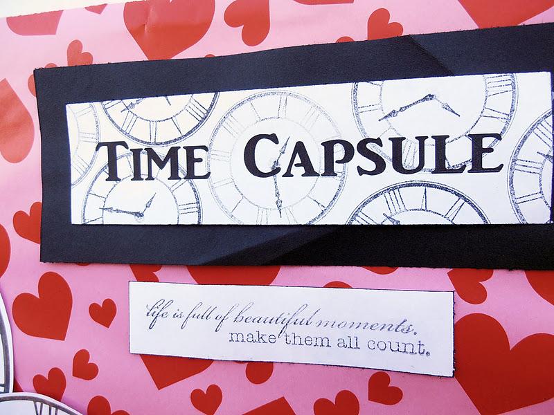 My Creative Stirrings Time Capsule Gift Idea