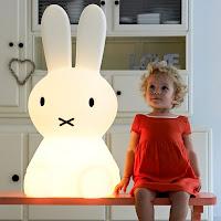 Miffy Lampe