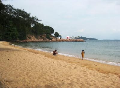 Wisata Alam Pantai Tanjung Pinggir Batam | Nakarasido Hita