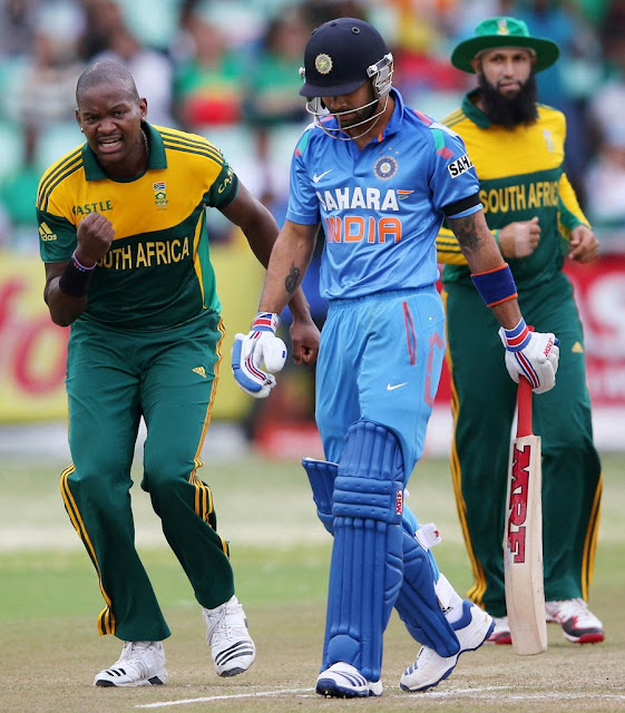 2nd ODI Amla, De Kock, Steyn let South Africa to  win series  by 2-0,South Africa cruise to series win,Quinton de Kock is the Man of the Match