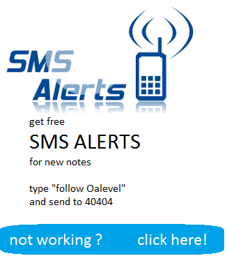 Get Free SMS Alerts
