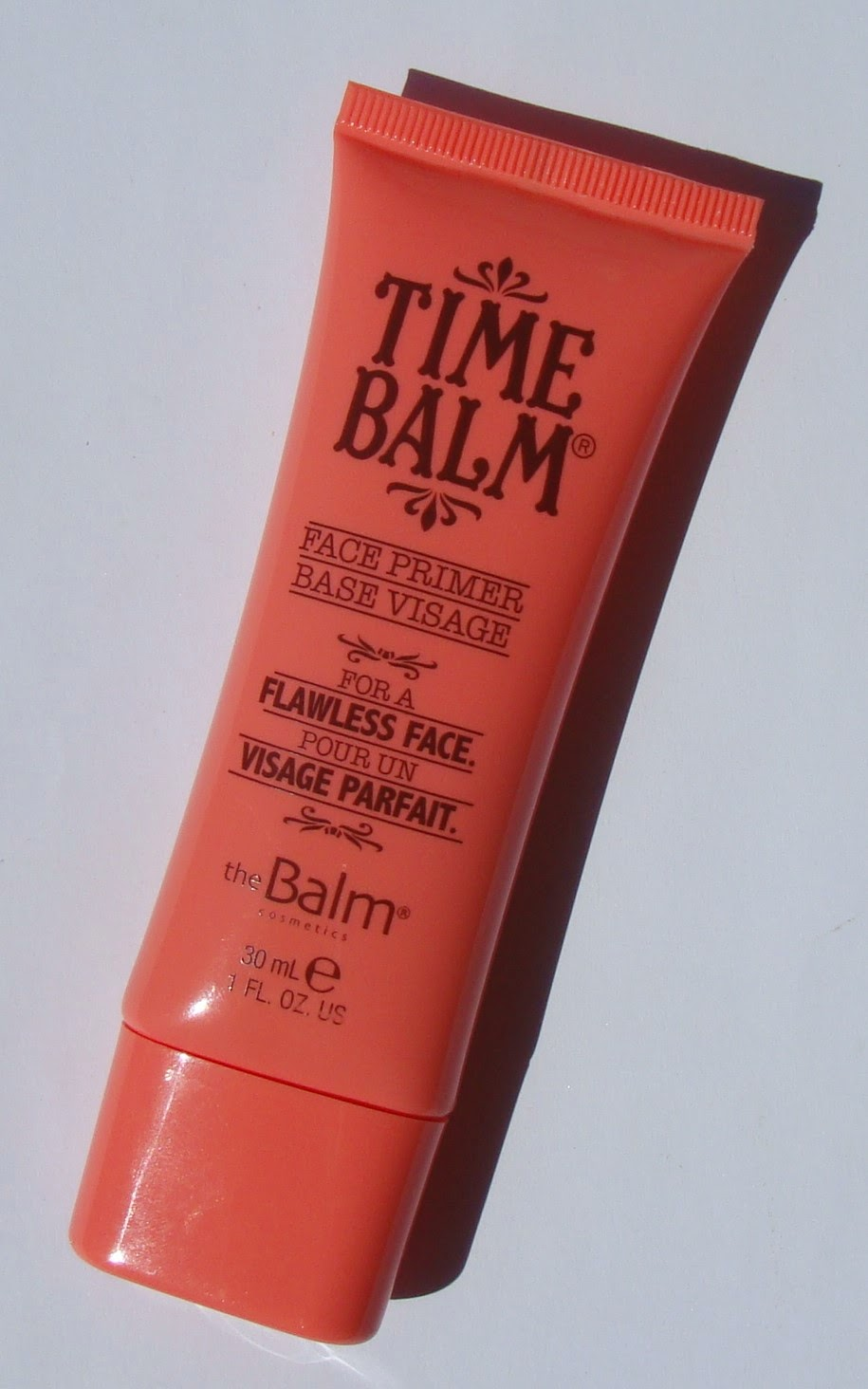 the balm primer recension