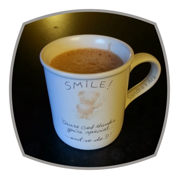 Another Coffee Mug  a Cozy Reading Spot Feature  {Reading List}