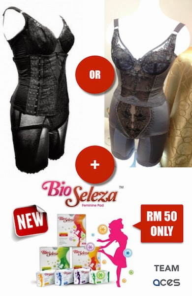 premium beautiful and bio seleza special promotion