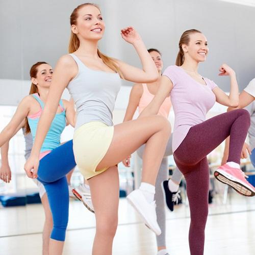 Tập aerobic giảm cân để có body hoàn hảo