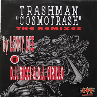 Trashman / Cosmotrash (The Remixes)