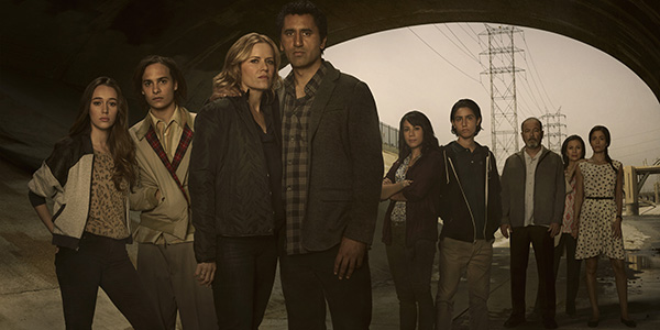 Fear The Walking Dead - Personajes