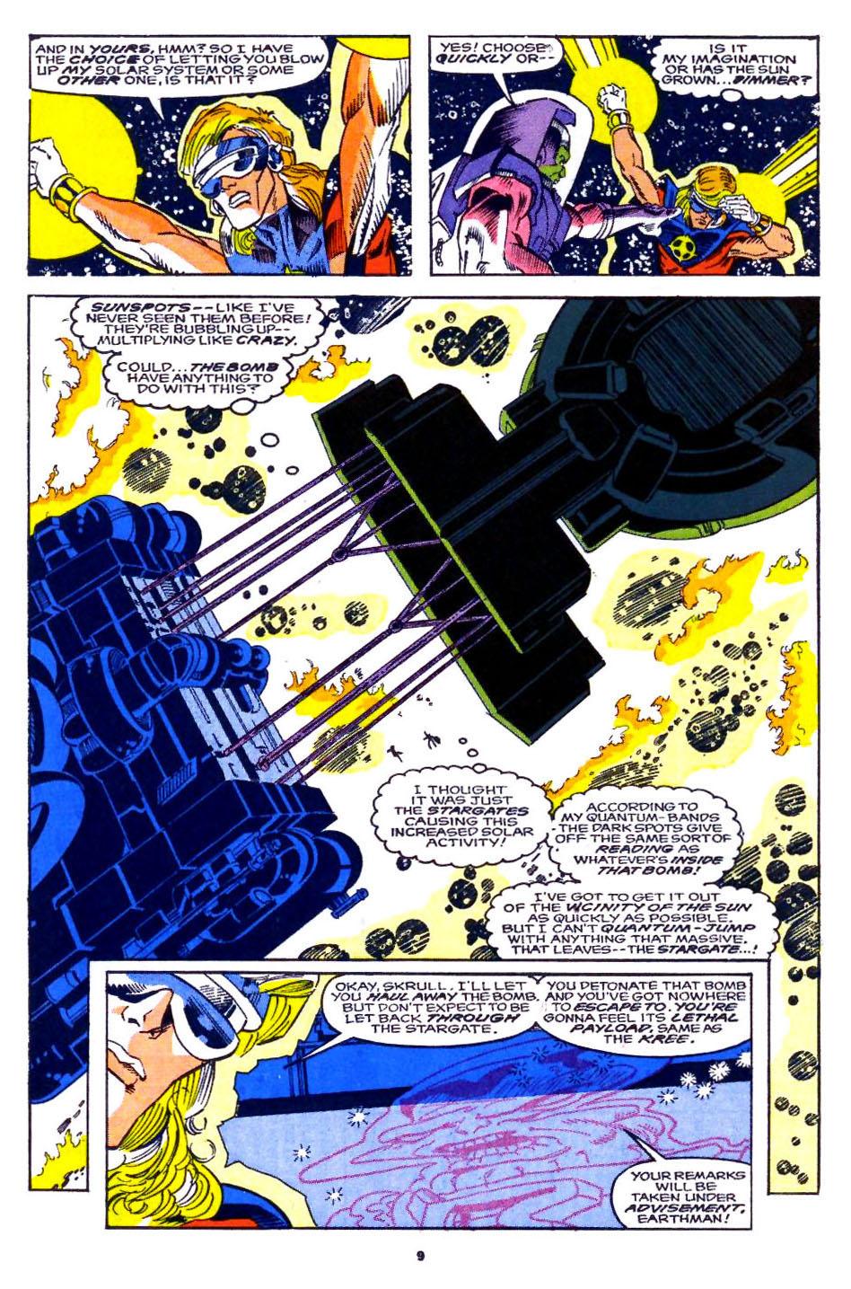 Captain America (1968) Issue #400c #347 - English 7