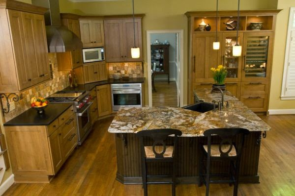 Small Kitchen Islands