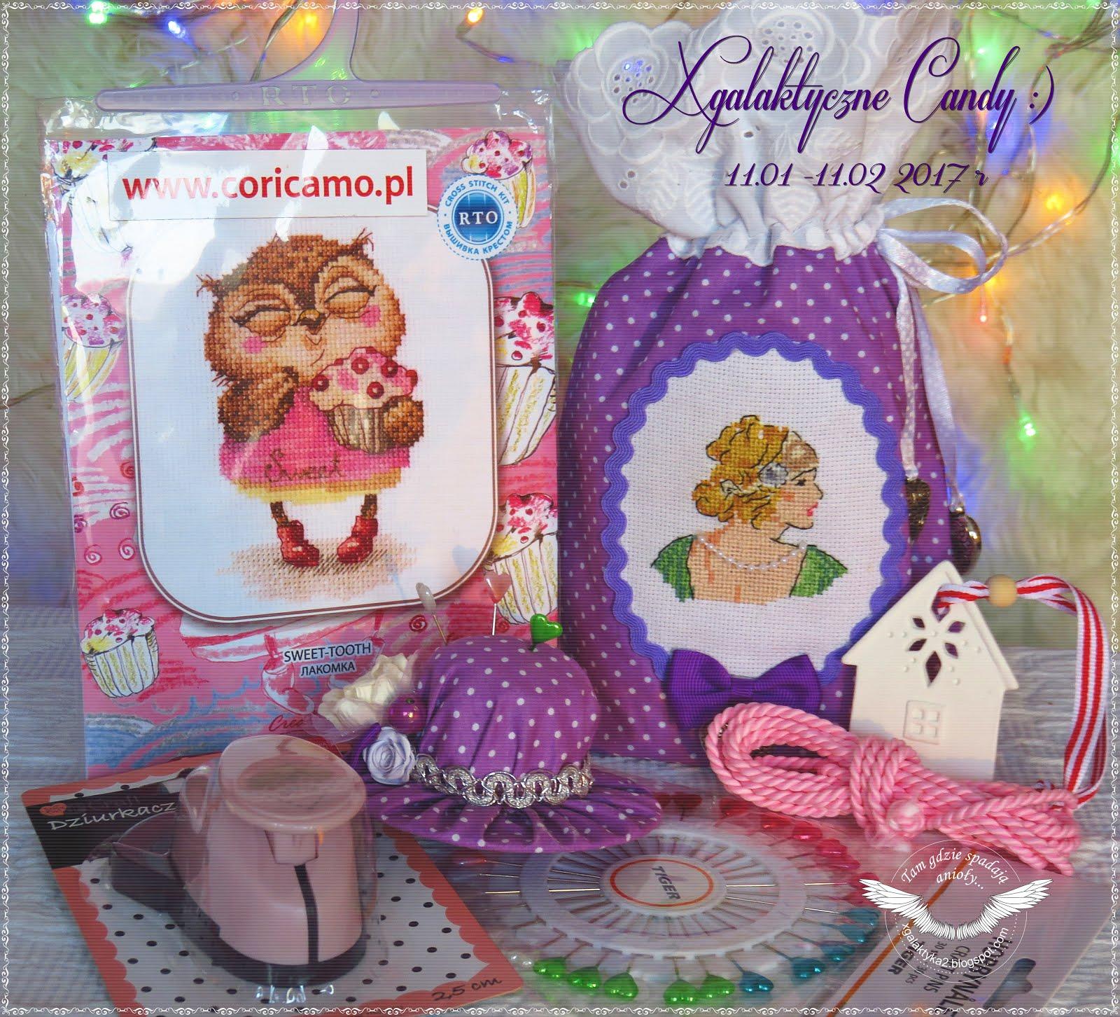 Moje Candy do 11.02.2017 r
