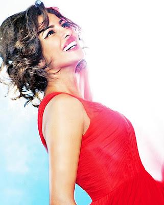 priyanka chopra shoot for hello magazine scan photo gallery