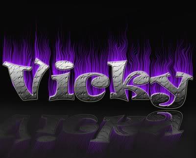 imágenes de nombres vicky
