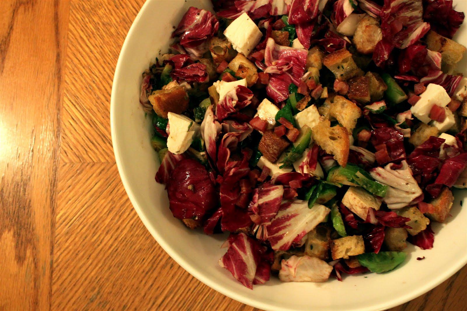 Winter Panzanella Recipes — Dishmaps