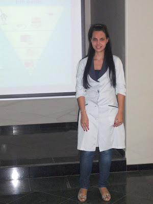 Aline Garrido - Nutricionista Spa Med