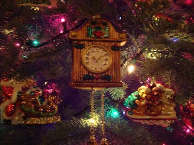Christmas Tree Decorations - Maja Trochimczyk