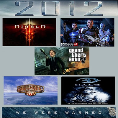 5 Video Games of 2012 that you are waiting For