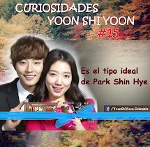 Yoon Shi Yoon. Colombia 100 Curiosidades Sobre