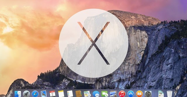 Apple tung OS X Yosemite Gold Master