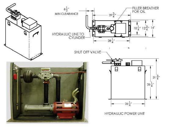 power+unit hydraulic elevators basic components ~ electrical knowhow elevator wiring diagram free at honlapkeszites.co