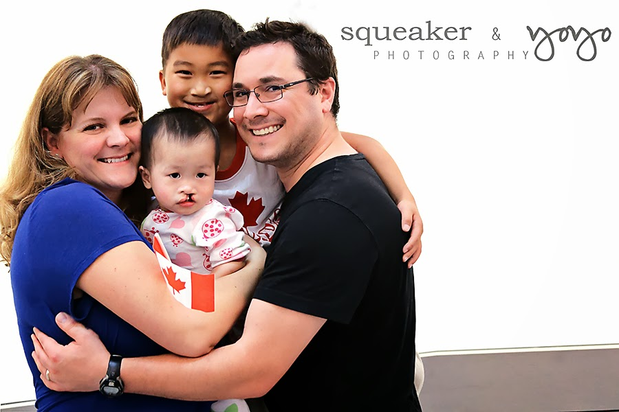 Toronto Ontario Adoption Photography China