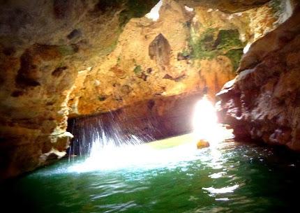 Tempat wisata alam Goa Pindul