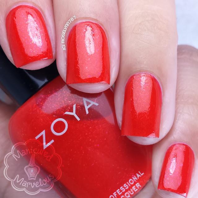 Zoya - Paradise Sun - Aphrodite