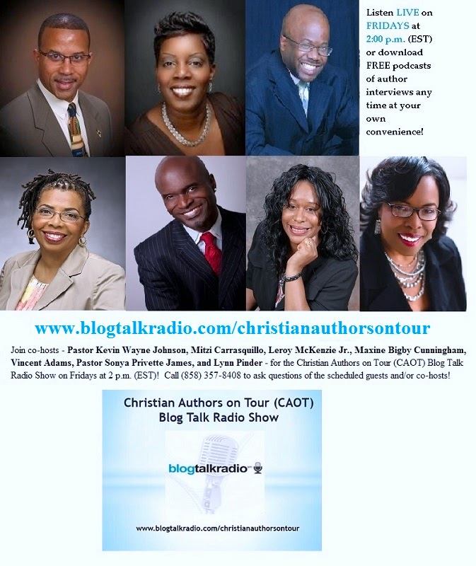 Listen to the Christian Authors on Tour (CAOT) Blog Talk Radio Show!