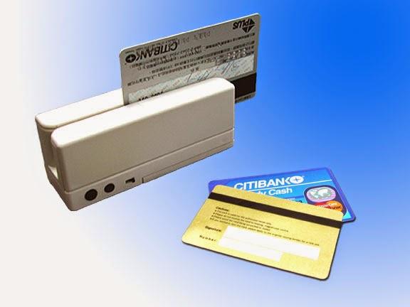 kegunaan magstripe kartu kredit gesek