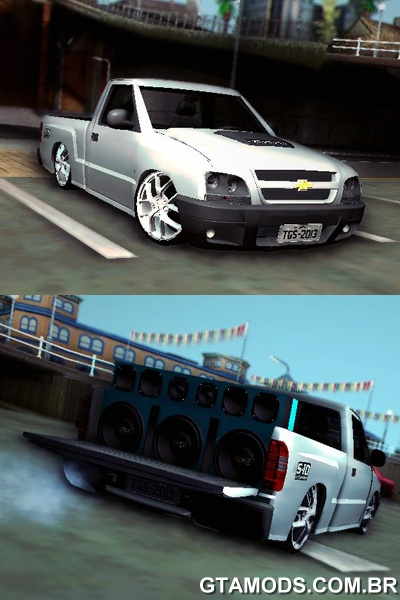 Chevrolet S10 Colina 2010 Edit + Som
