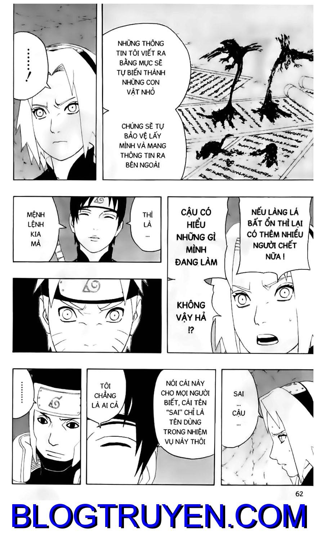 Naruto chap 303 Trang 4 - Mangak.info