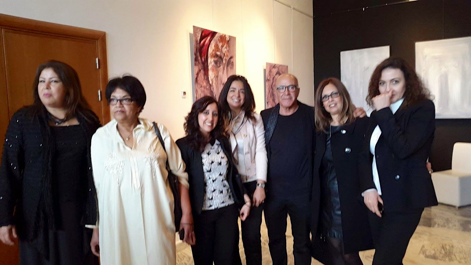 Eve en libert onvasortir paris for Fondation maison du maroc