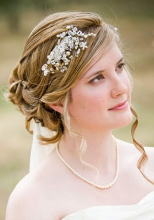 Wedding Hairstyles 2012