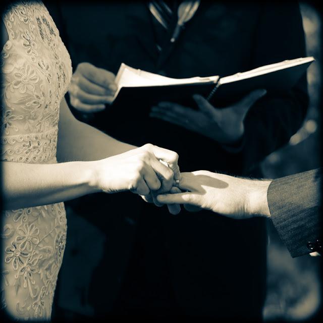 Weatherlea Farm Wedding Ceremony Photo