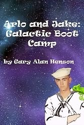 'Arlo and Jake: Galactic Boot Camp' on Barnes and Noble
